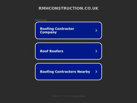 rmhconstruction.co.uk
