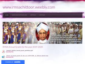 rmsachittoor.weebly.com