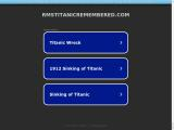 rmstitanicremembered.com