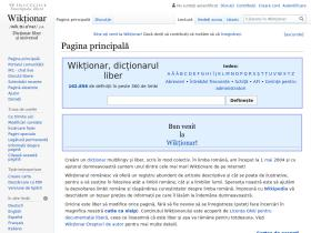 ro.wiktionary.org