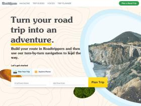 Roadtrippers Plan Your Journey Find Amazing Places And Take >> Roadtrippers Com Analytics Market Share Stats Traffic Ranking
