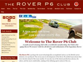 roverp6club.co.uk