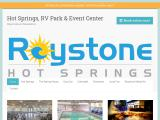 roystonehotsprings.com