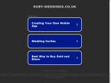 ruby-weddings.co.uk