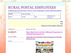 ruralpostalemployees.blogspot.com