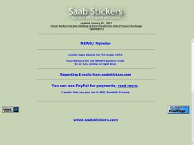 saabstickers.com