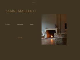 sabinemailleux.be