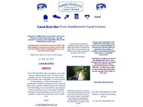 saddleworth-canal-cruises.co.uk