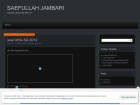 saefuljambari.wordpress.com