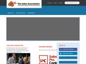 salesassociation.org
