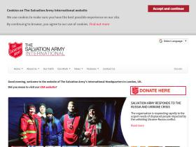 salvationarmy.org