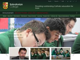 salvatoriancollege.co.uk