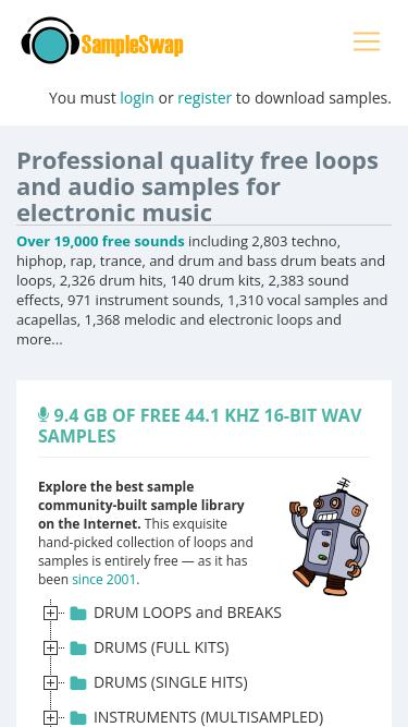 Audio Samples Wav Download