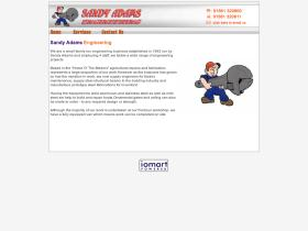 sandyadamsengineering.co.uk