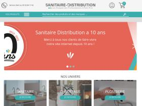 sanitaire-distribution.fr