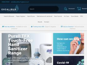 sanitizers.co.uk