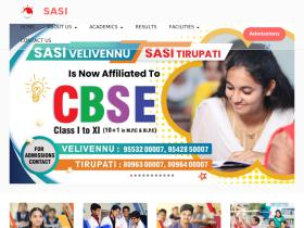 sasi.edu.in