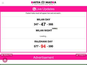 Sattamatka org Analytics - Market Share Stats & Traffic Ranking