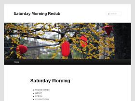 saturdaymorningredub.com