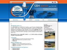 sbhwater.cz