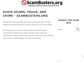 scambusters.org