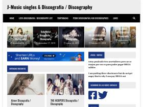 40 Similar Sites Like J-Pop com - SimilarSites com