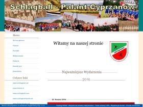 schlagball-cyprzanow.freehost.pl