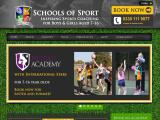 schoolsofsport.co.uk