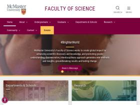science.mcmaster.ca