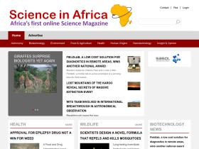 scienceinafrica.co.za