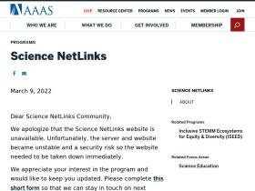 sciencenetlinks.com
