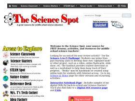 sciencespot.net