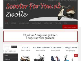 scooterforyou.nl