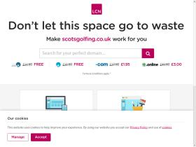 scotsgolfing.co.uk