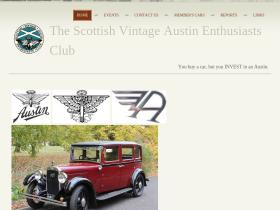 scottishvintageaustinenthusiastsclub.co.uk