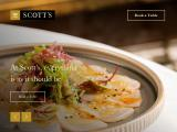 scotts-restaurant.com