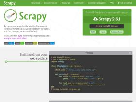 scrapy.org
