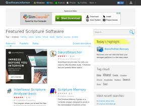scripture.software.informer.com
