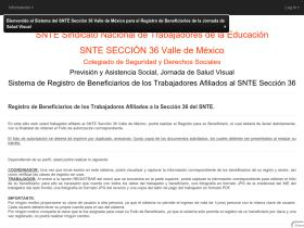 seccion36.org.mx
