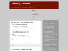 secondary-exampapers.blogspot.com