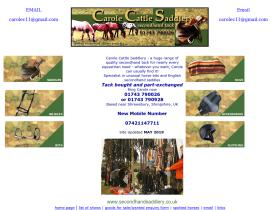 secondhandsaddlery.co.uk