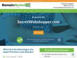 secretwebshopper.com