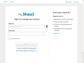 secure.shaw.ca