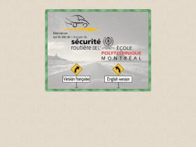 securite-routiere.polymtl.ca