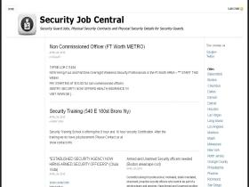 securityjobcentral.com