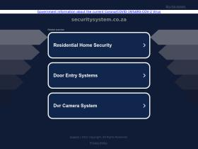 securitysystem.co.za