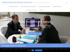 selarl-cabinet-dentaire-aron-olivier.chirurgiens-dentistes.fr