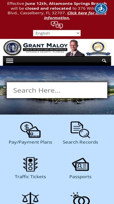 Seminoleclerk org Analytics - Market Share Stats & Traffic