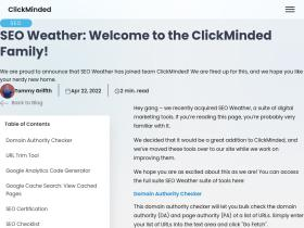 seoweather.com