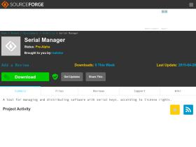 serial-manager.sourceforge.net